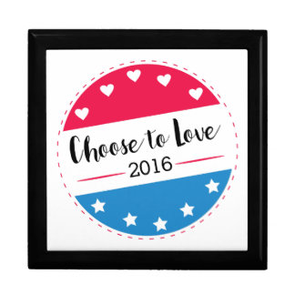 Vote Choose to Love Gift Box