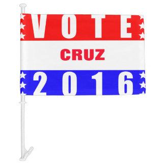 Vote Cruz 2016 Presidential Election Car Flag