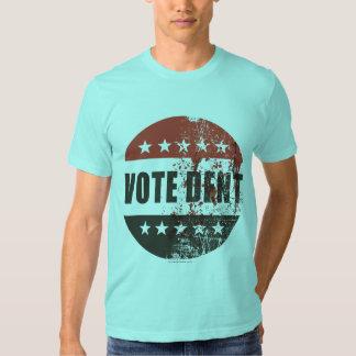 Vote Dent sticker Shirts