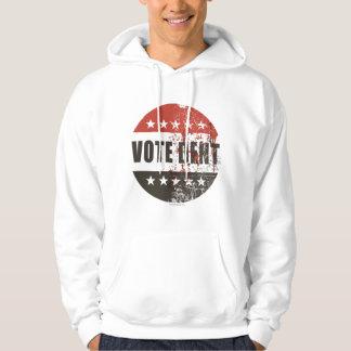 Vote Dent sticker Sweatshirt