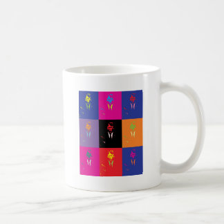 Vote Donald Trump for President 2016 Pop Art Coffee Mug