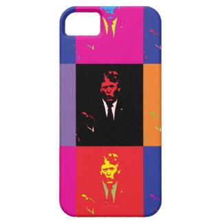 Vote Donald Trump for President 2016 Pop Art iPhone 5 Cases