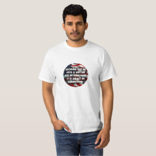 VOTE - DON'T SUBMIT T-Shirt