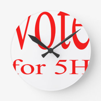 vote election republic democrat 2016 coming 5h fif round clock
