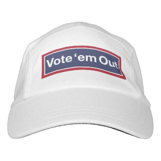 Vote 'em Out! Vote out the GOP! Resist Trump! Hat