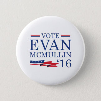 Vote Evan McMullin 2016 6 Cm Round Badge