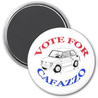 Vote For Cafazzo Magnet