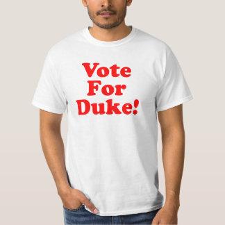 Vote For Duke Phillips  Value Shirt