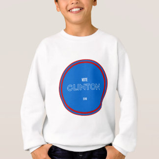 Vote for Hillary Clinton Sweatshirt