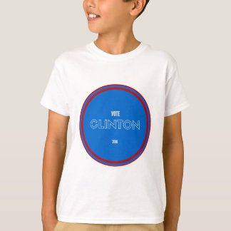 Vote for Hillary Clinton T-Shirt