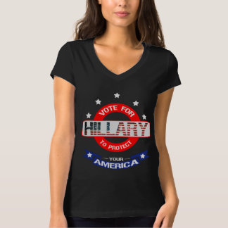 Vote for Hillary T-Shirt