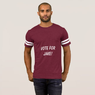 Vote for Jake men shirt