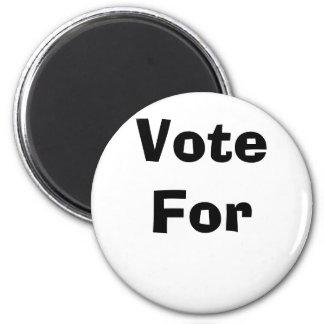 Vote For Refrigerator Magnets