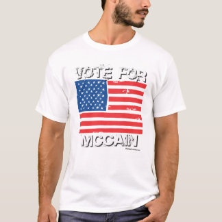 Vote for McCain T-shirt