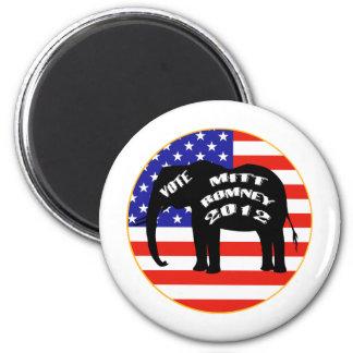 Vote For Mitt Romney Refrigerator Magnets