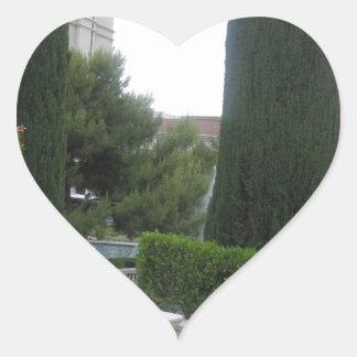 Vote GREEN America: Parks,Jungles,Fields,Resorts, Heart Sticker