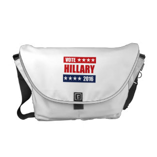 VOTE HILLARY 2016.png Commuter Bags
