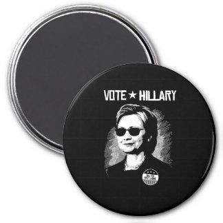 Vote Hillary - Bill for First Laddie -- Magnet