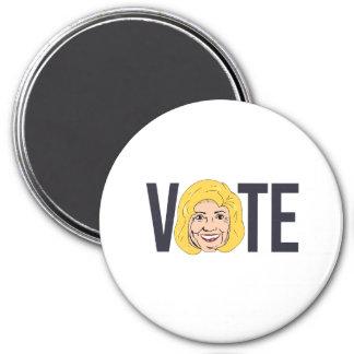 VOTE HILLARY -- MAGNET