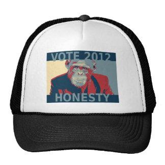 Vote Honesty 2012 Trucker Hat