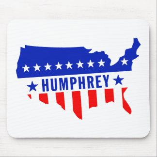 Vote Hubert Humphrey Mousepads