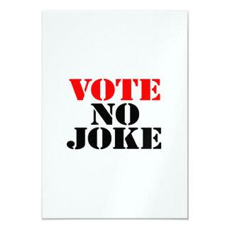 Vote Announcement