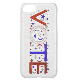 VOTE iPhone 5C CASE