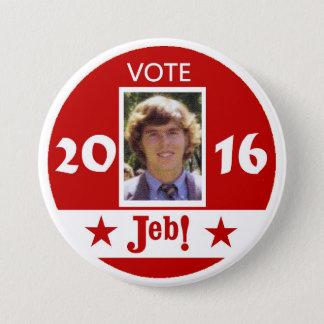 Vote Jeb 2016 7.5 Cm Round Badge