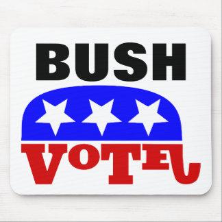 Vote Jeb Bush Republican Elephant Mouse Pad