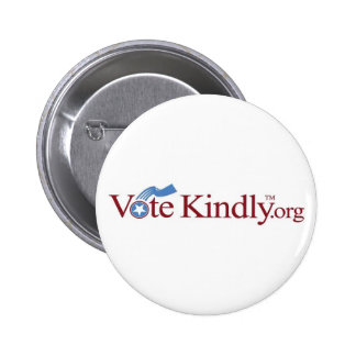 Vote Kindly Red Button