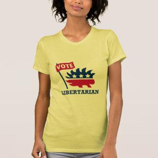 VOTE LIBERTARIAN - liberty/freedom/ron paul Shirt