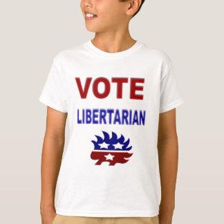 Vote Libertarian T-Shirt