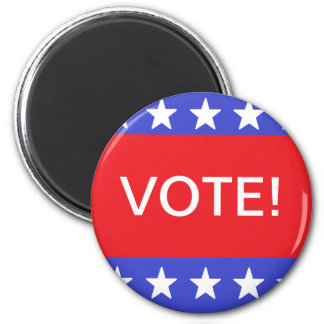 """Vote!"" Magnet"