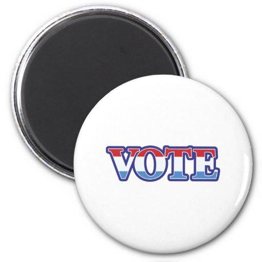 Vote Fridge Magnets