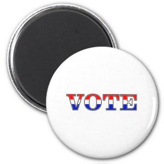 Vote Fridge Magnet