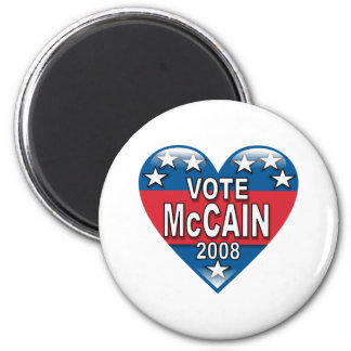 Vote McCain 2008 Magnets