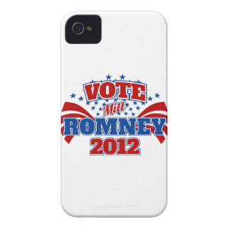 Vote Mitt Romney 2012 Case-Mate Blackberry Case