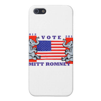 VOTE MITT ROMNEY 2012 COVERS FOR iPhone 5