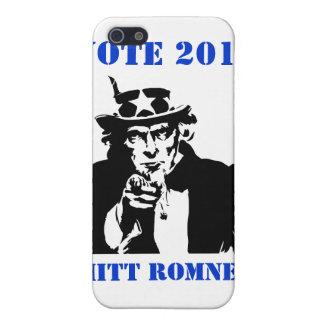 VOTE MITT ROMNEY 2012 iPhone 5 COVER