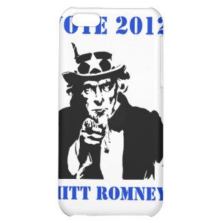 VOTE MITT ROMNEY 2012 iPhone 5C CASES