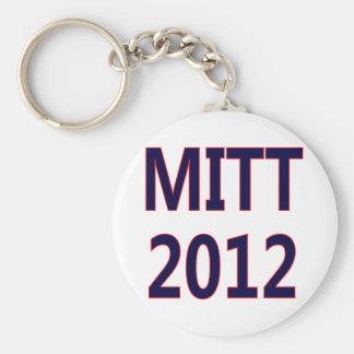 Vote Mitt Romney 2012 Key Chains