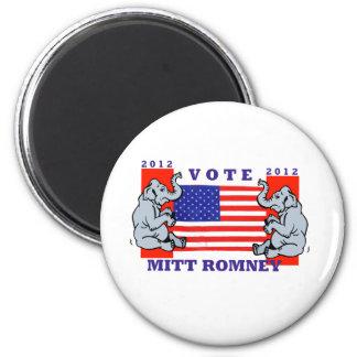 VOTE MITT ROMNEY 2012 MAGNET