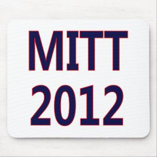 Vote Mitt Romney 2012 Mouse Pad