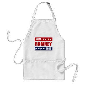 VOTE MITT ROMNEY 2012 - png Apron