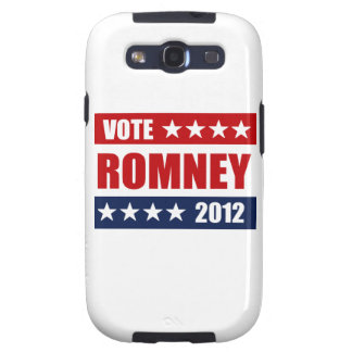 VOTE MITT ROMNEY 2012 -.png Samsung Galaxy SIII Covers