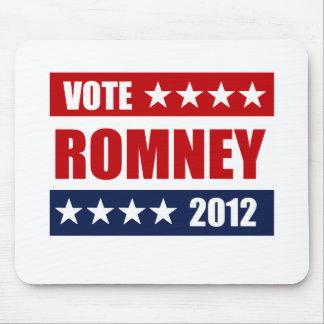 VOTE MITT ROMNEY 2012 - png Mousepad