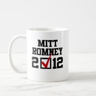 VOTE MITT ROMNEY 2012.png Coffee Mugs