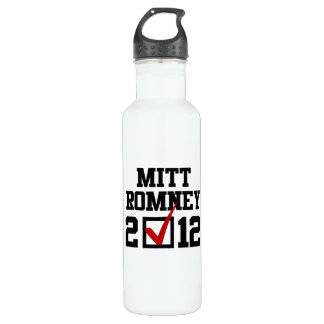 VOTE MITT ROMNEY 2012.png 24oz Water Bottle