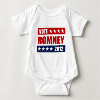 VOTE MITT ROMNEY 2012 -.png T Shirts