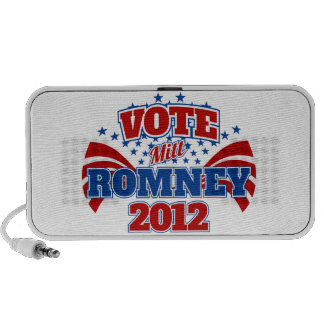 Vote Mitt Romney 2012 Speakers